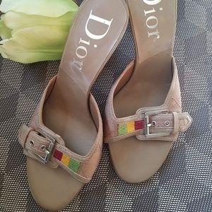 NOS Dior Rasta Sandals